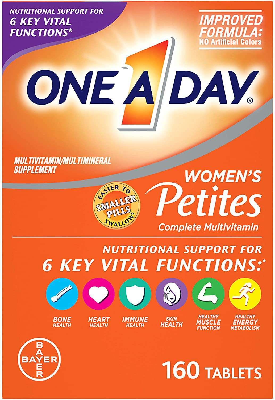 Women's Petites Multivitamin