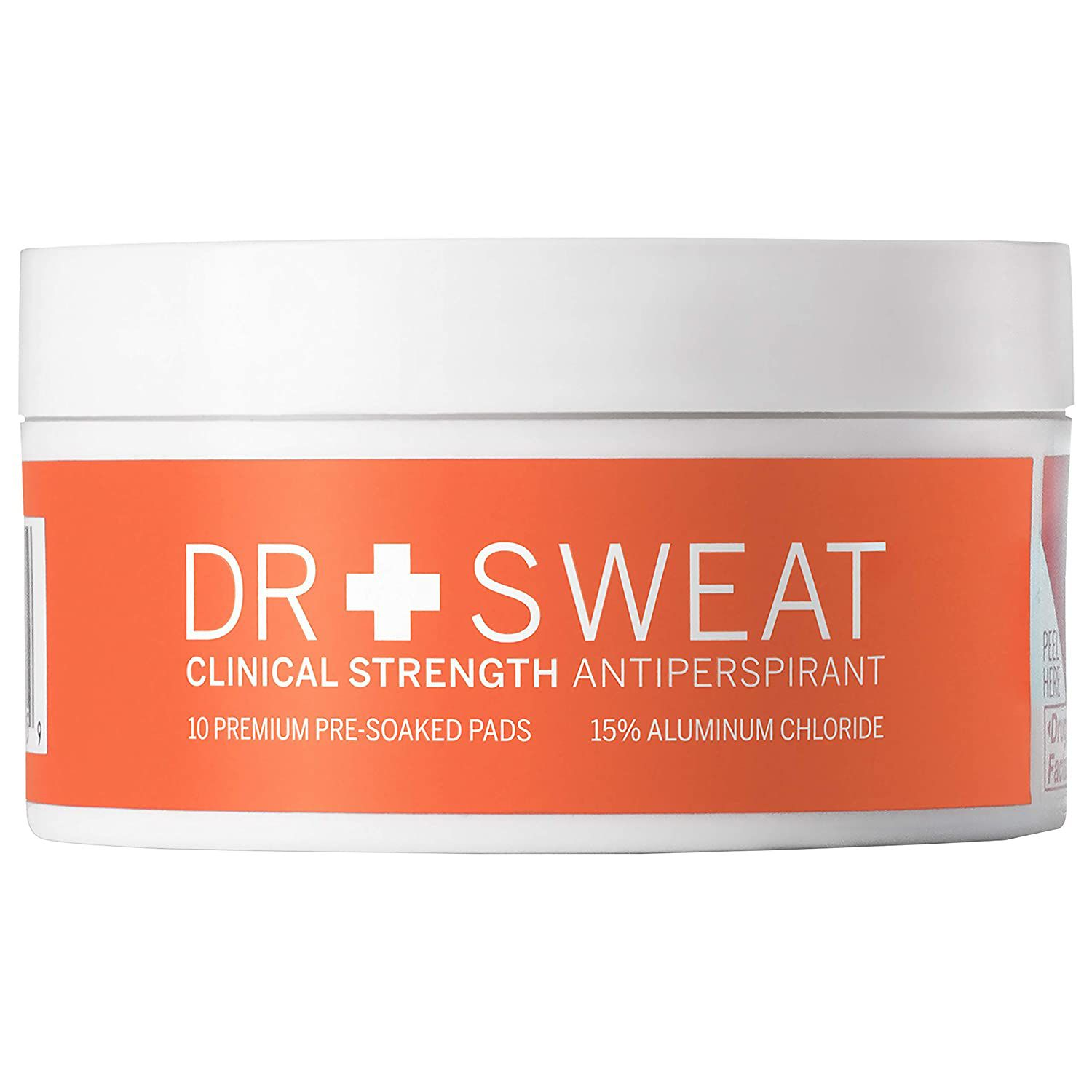 Dr. Sweat Clinical Strength Antiperspirant