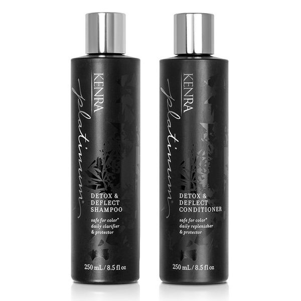 Kenra Professionals Detox & Deflect Shampoo and Conditioner
