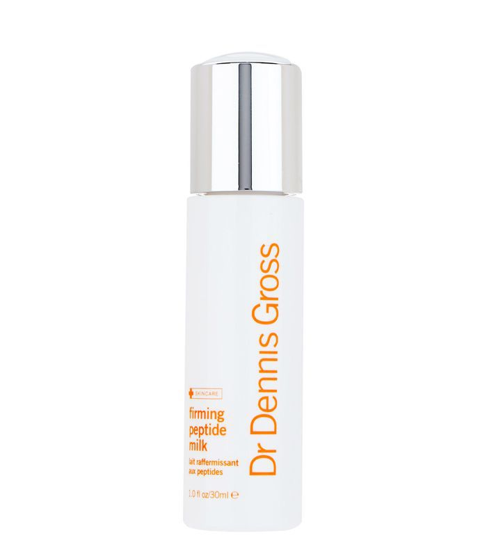 Amino Acids for Skin: Dr. Dennis Gross Skincare Firming Peptide Milk