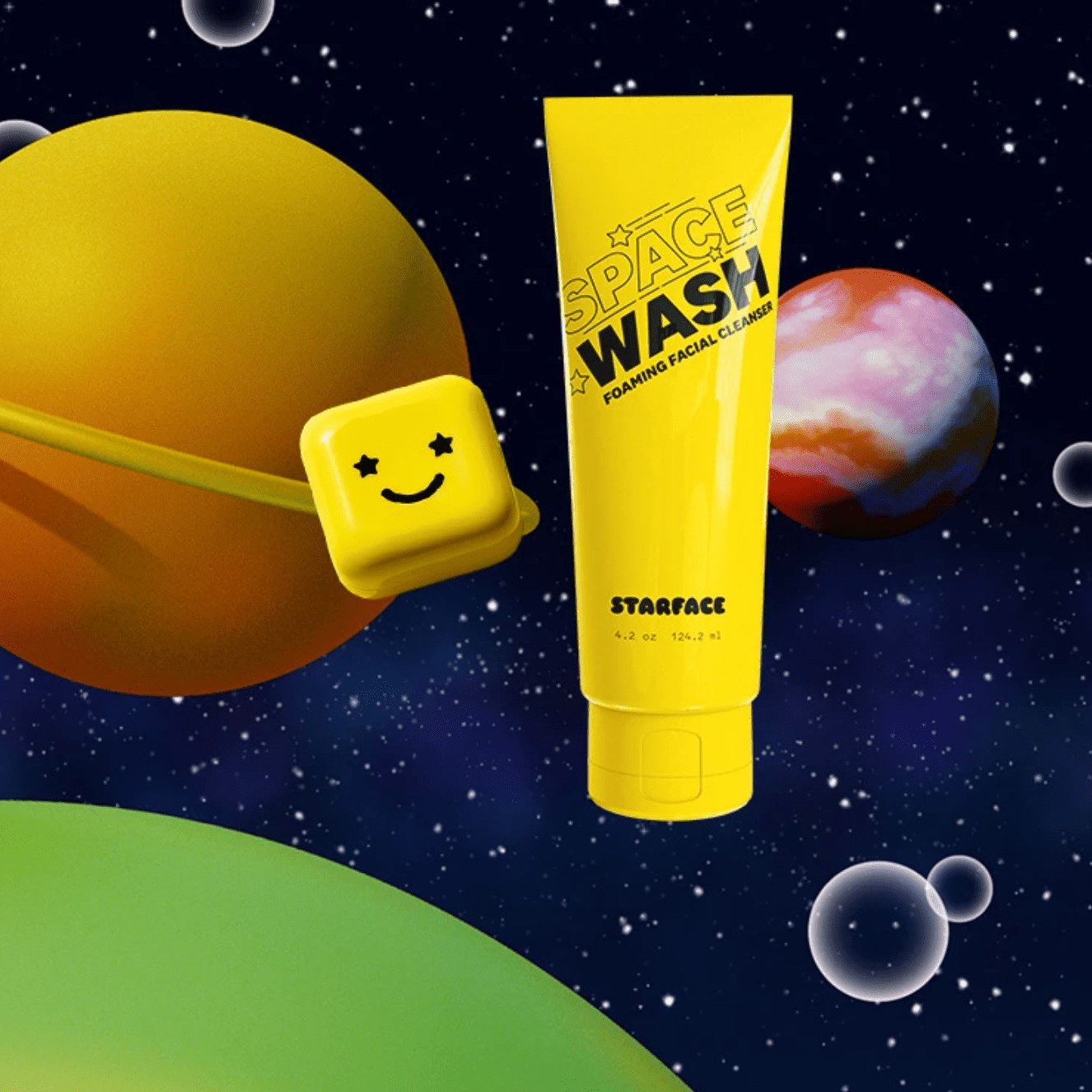 Space Wash by Starface