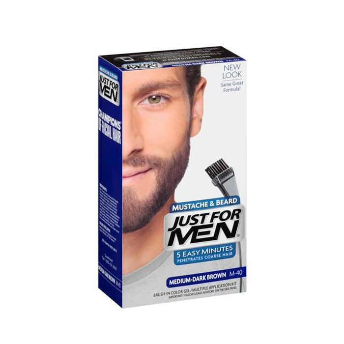 Just for Men Beard & Mustache Dye