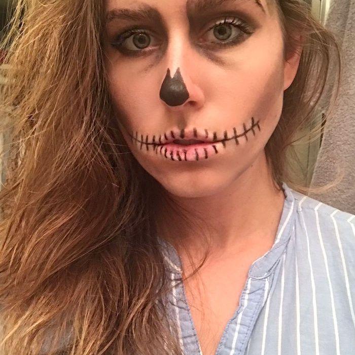 Cute Halloween Makeup Easy.Easy Halloween Makeup Looks