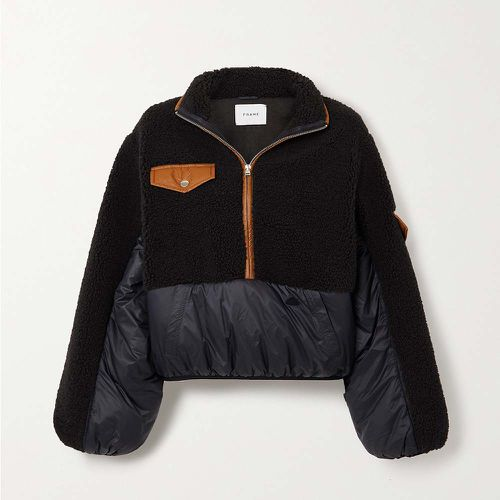 Fleece and Padded Shell Jacket ($240)