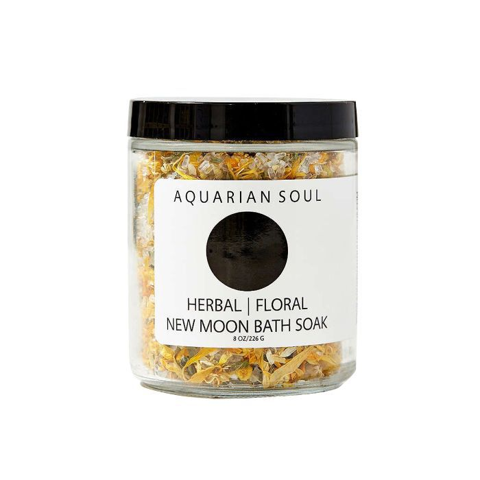 Aquarian Soul New Moon Bath Soak