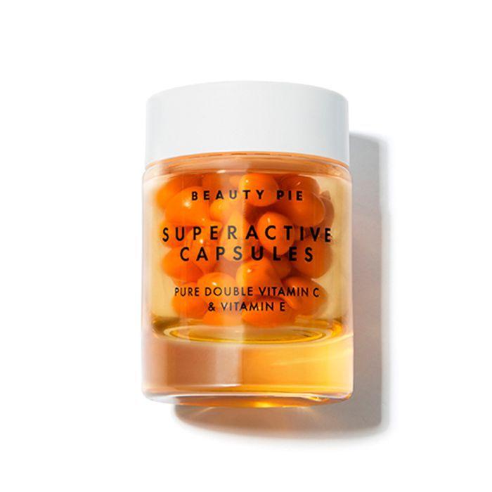 Beauty Pie Superactive Capsules Pure Double Vitamin C and Vitamin E Serum