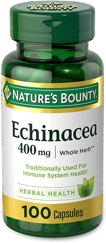 Nature's Bounty Echinacea