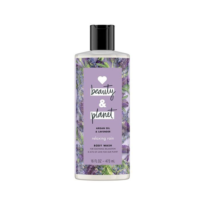 Love Beauty And Planet Argan Oil & Lavender Body Wash