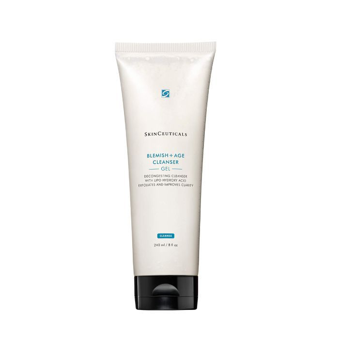 How to get flawless skin: Skinceuticals Blemish + Age Cleansing Gel