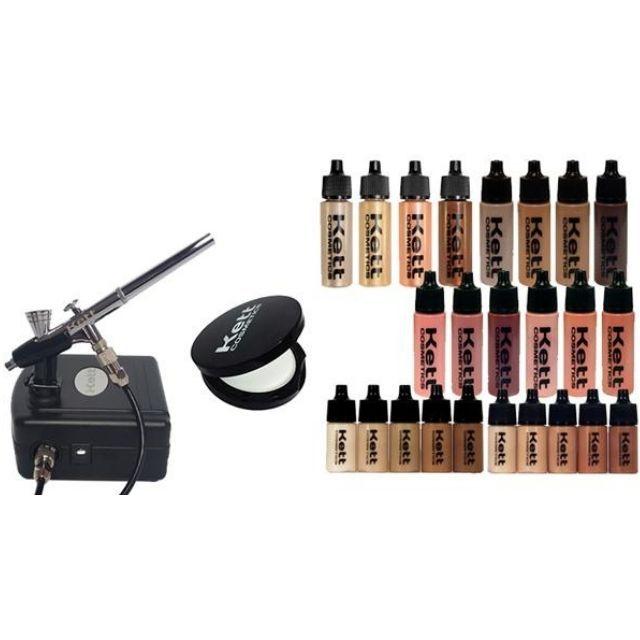 Kett Cosmetics Airbrush Starter Kit