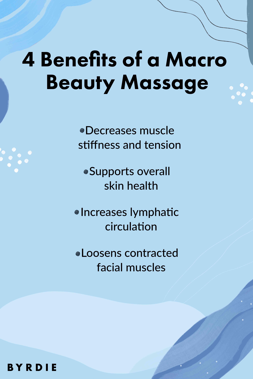 macro facial massage