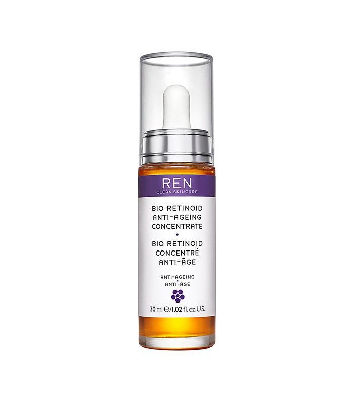 best serums for every skin type: REN Bio Retinoid Anti-Wrinkle Concentrate Oil