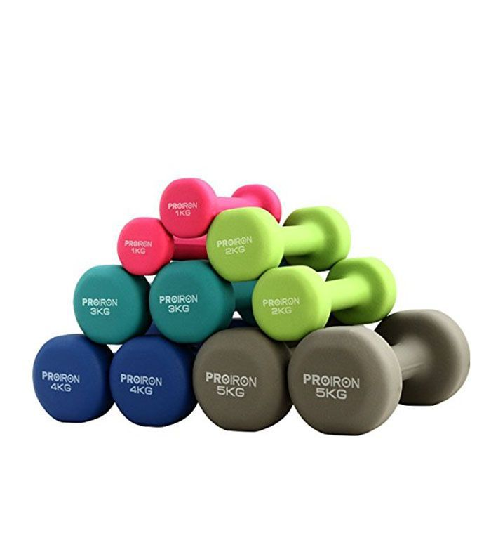 Proiron Dumbell Weights