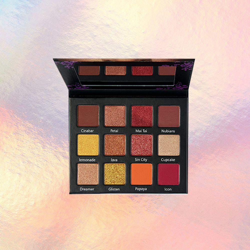 Glamazon Beauty Nubian Queen Eyeshadow Palette