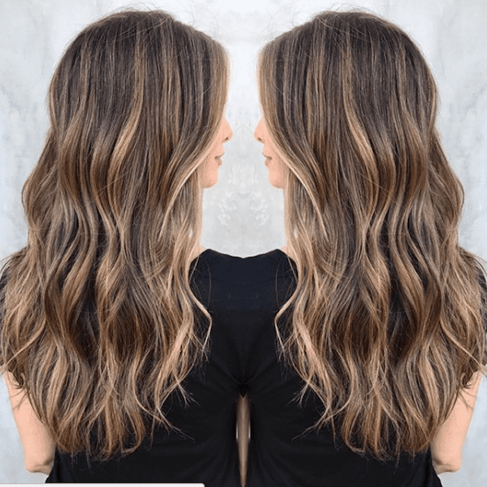 25 Stunning Examples Of Balayage Brown Hair