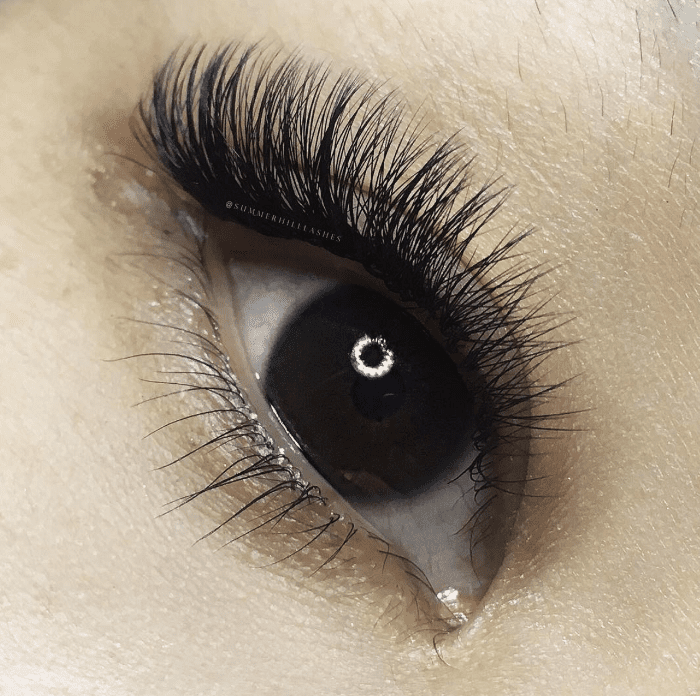 cd93442cc8e The Best Eyelash Extensions for Every Eye Shape