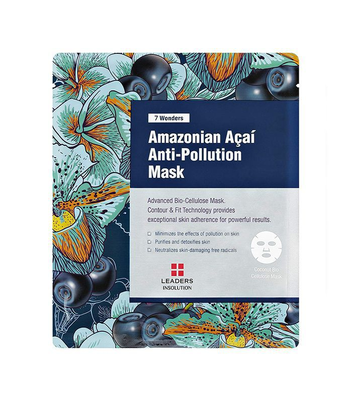 7 Wonders Amazonian Acai Anti-Pollution Sheet Mask