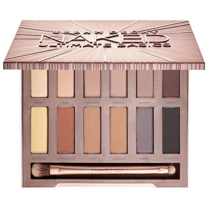 Naked Ultimate Basics Eyeshadow Palette 12 x 0.04 oz/ 12 x 1.18 mL