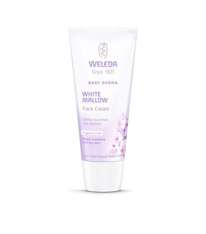 Eczema: Weleda Mallow face Cream