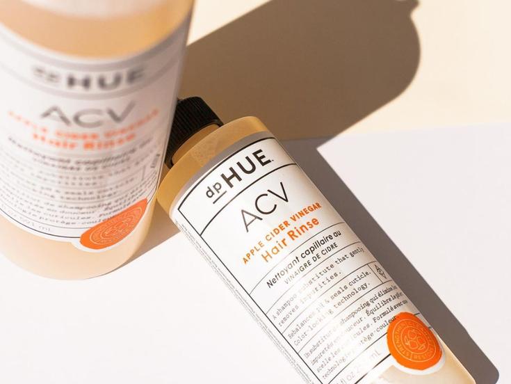 Reviewed: ACV by dpHUE Vinegar Hair Rinse