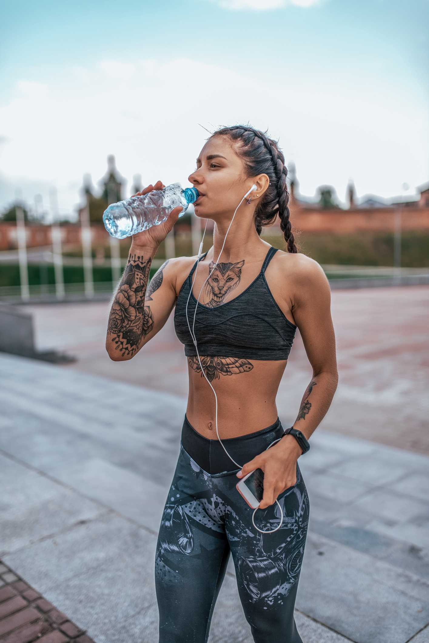 Can I Work Out With A New Piercing Or Tattoo