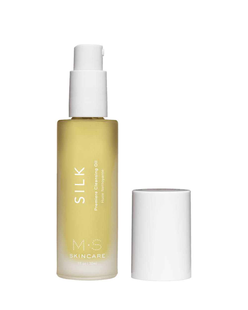 Mullein & Sparrow Cleansing Oil Silk Premier Cleansing Oil