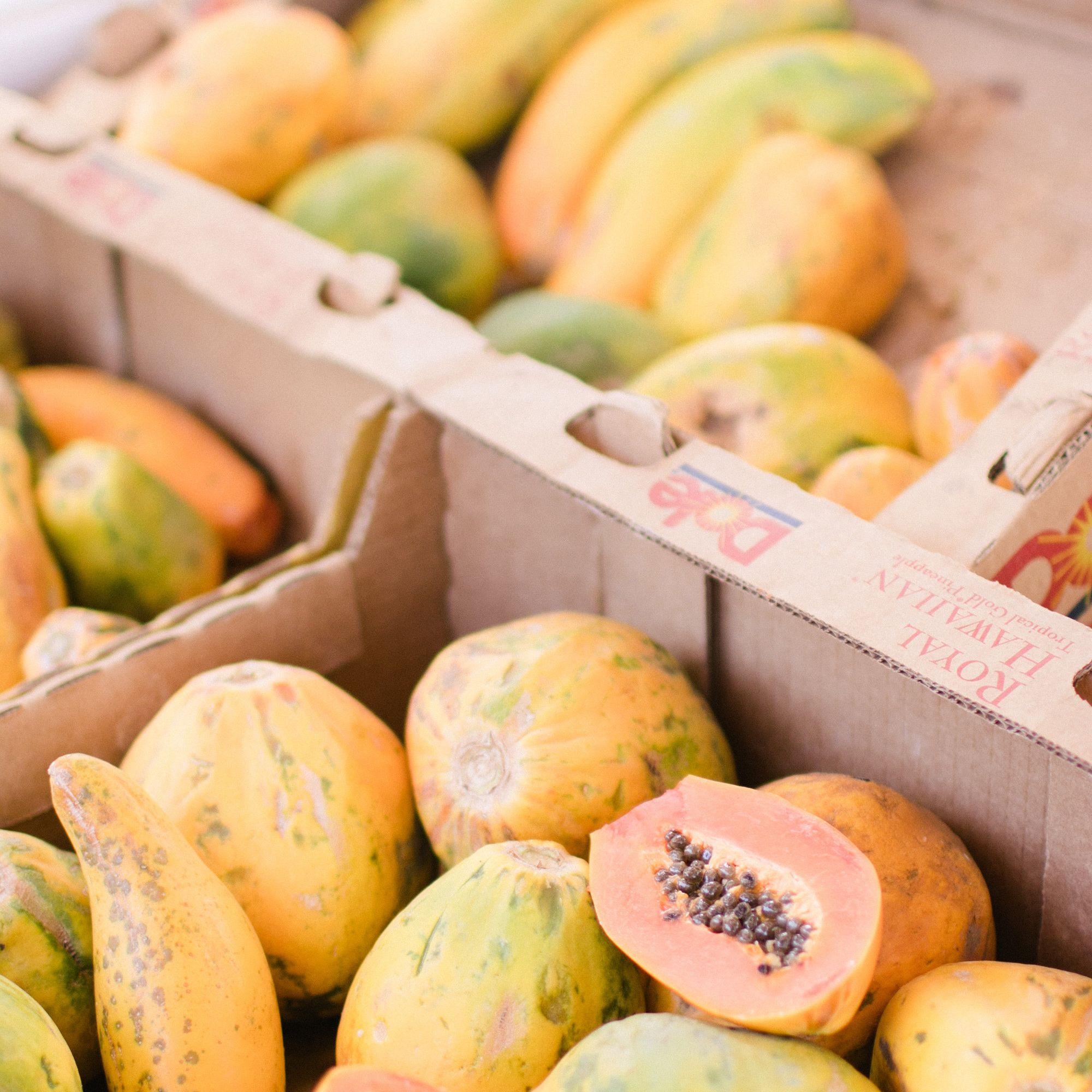 fruit diet one week