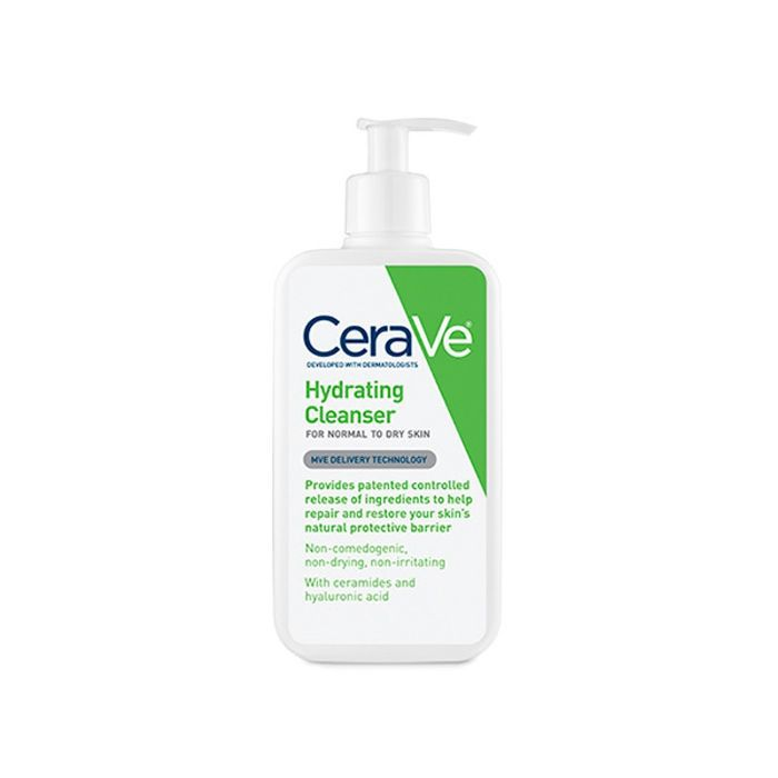 Hydrating Face Cleanser Face Wash for Normal to Dry Skin
