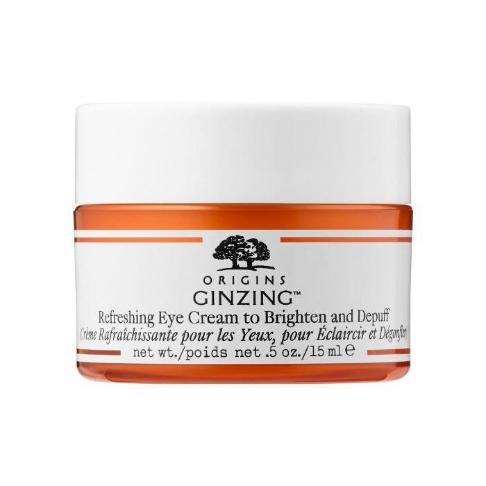 GinZing Refreshing Eye Cream to Brighten and Depuff