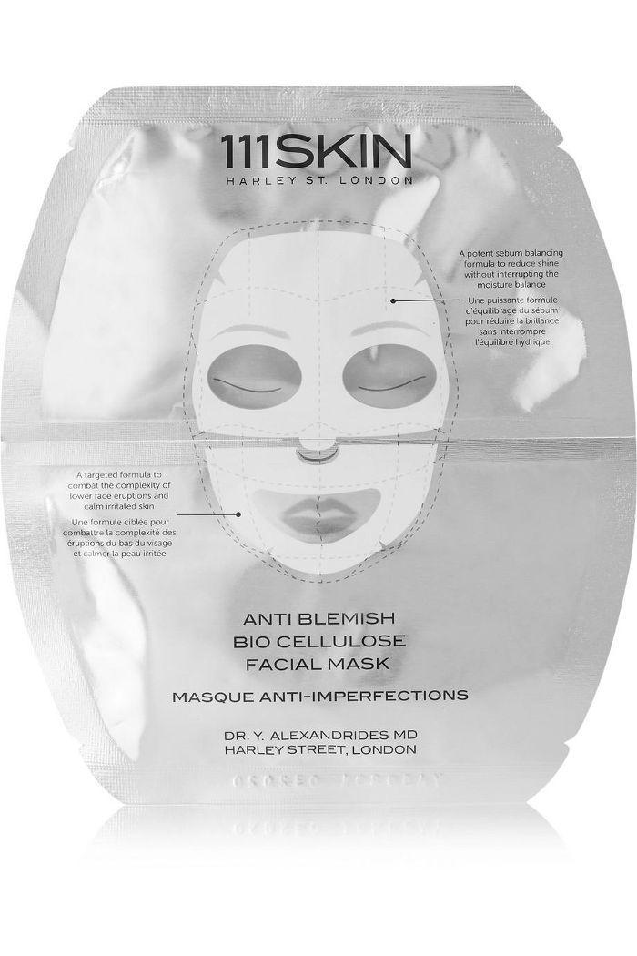 Anti Blemish Bio Cellulose Facial Mask