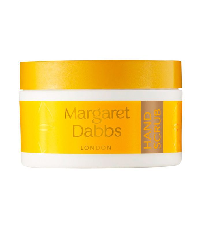How to tan in winter: Margaret Dabbs Exfoliating Hand Scrub
