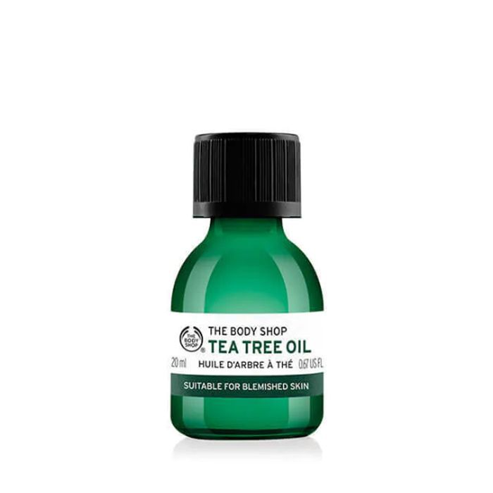 The Body Shop review: Tea Tree Oil