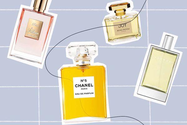 celeb perfume design