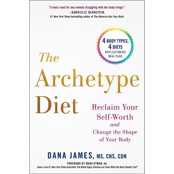 Dana James The Archetype Diet