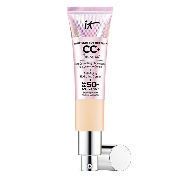 It Cosmetics Your Skin But Better CC+ Cream Illumination with SPF 50+
