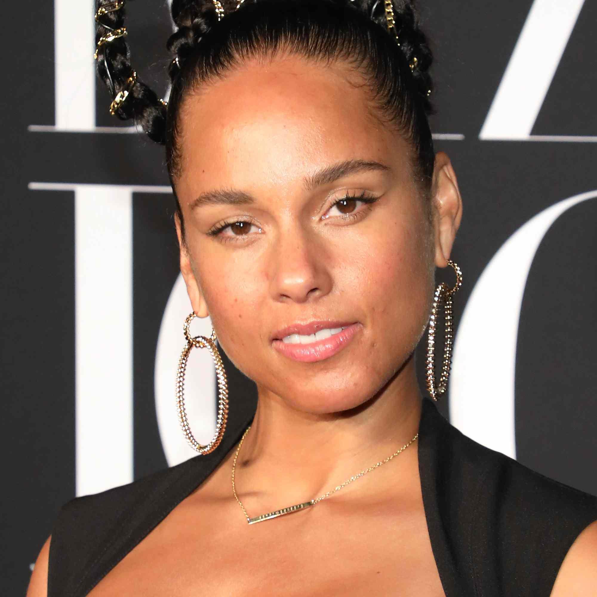 Alicia Keys 2019 Harper's Bazaar ICONS