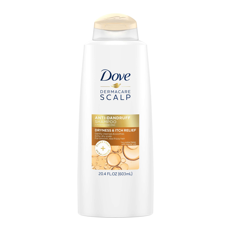 Dove Dermacare Scalp Dryness & Itch Relief Anti-Dandruff Shampoo