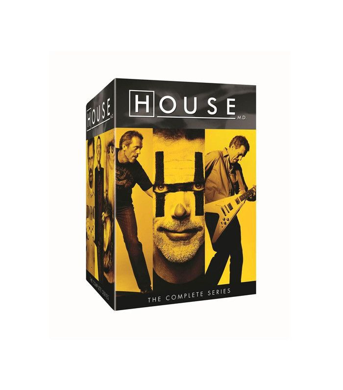 House-MD-The-Complete-Series