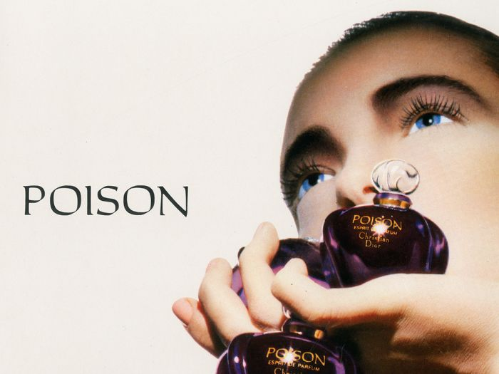 Vintage Dior Perfume Ads
