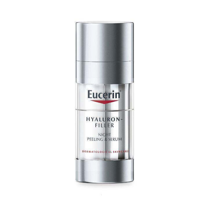 Eucerin Hyaluron Filler Night Peeling & Serum