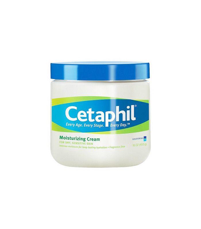 Cetaphil Dry Sensitive Skin Moisturizing Cream