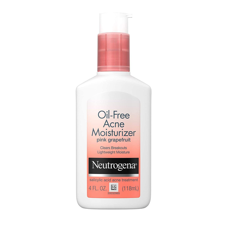 Neutrogena Oil Free Acne Facial Moisturizer