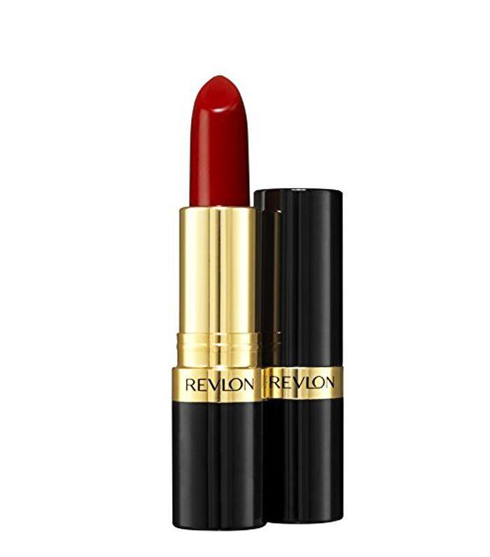 Best Drugstore Lipstick: Revlon Super Lustrous Lipstick in Revlon Red