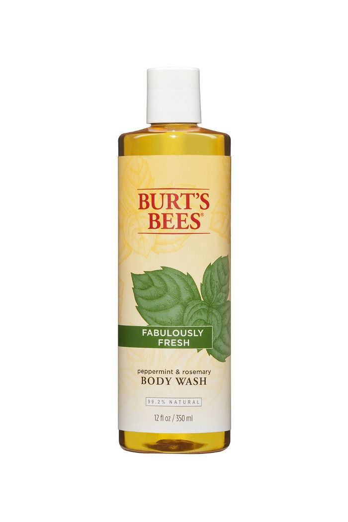 Burt's Bees Peppermint & Rosemary Body Wash