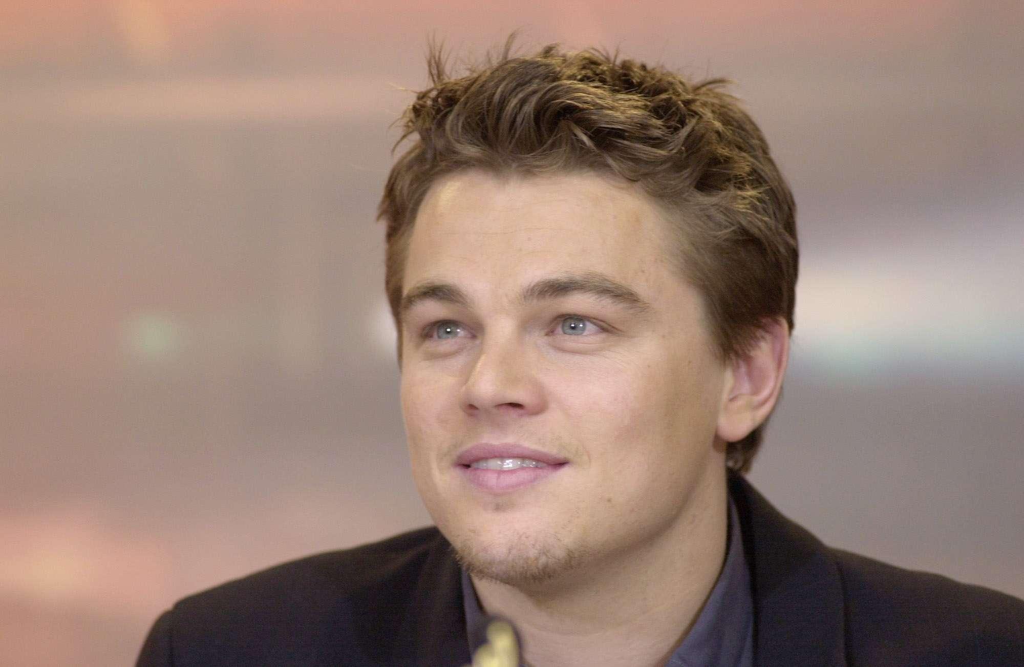 Leonardo DiCaprio Hair 2000