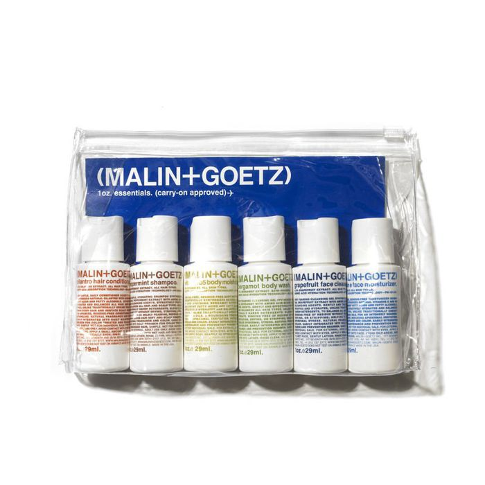 honeymoon beauty: Malin + Goetz Essential Kit