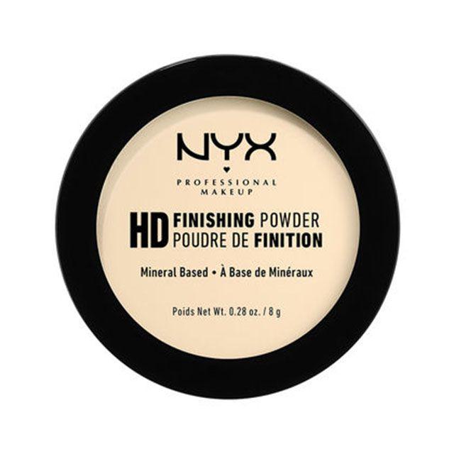 nyx professional makeup hd finishing powder