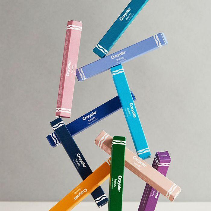ASOS Crayola beauty review: ASOS Crayola eye crayons