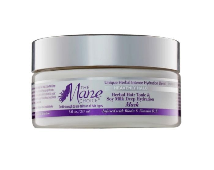 The Mane Choice Herbal Hair Tonic & Soy Milk Deep Hydration Mask