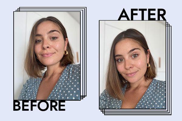 Covergirl Lash Blast Clean Volume Mascara Results on Emily Algar